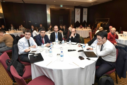 FIRST WORKSHOP ABOUT ARTICLE 6 OF THE PARIS AGREEMENT, EVALUATION OF MARKET MECHANISM AND TURKEY'S OPTIONS, 6-7 FEBRUARY 2020/ANKARA