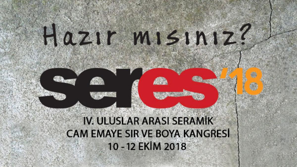 SERES'18 yaklaşıyor. 2018 Ekim ayında bir kez daha Eskişehir'de buluşuyoruz